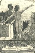 Aus der Bucherei des Dr.RUDOLF NEUMANN (odkaz v elektronickém katalogu)