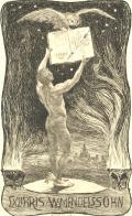 EX LIBRIS W.MENDELSSOHN (odkaz v elektronickém katalogu)