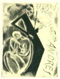 EX LIBRIS KARL MARTIN ANDRES (odkaz v elektronickém katalogu)