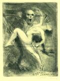 EXLIBRIS LISA DORNBUSCH (odkaz v elektronickém katalogu)