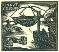 EIN GUT NEUJAHR 1938 H.G.DIKREITER (odkaz v elektronickém katalogu)