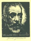 VIEL GLÜCK 1932! H.G. DIKREITER (odkaz v elektronickém katalogu)