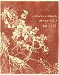 META COHN-HENDEL WÜNSCH GLÜCK FÜR 1933 (odkaz v elektronickém katalogu)