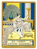 EX-LIBRIS ANTON DALMAU (odkaz v elektronickém katalogu)