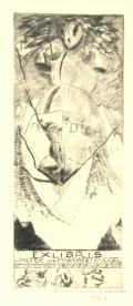 EX LIBRIS WALTER UND MARGARETE VOGEL (odkaz v elektronickém katalogu)
