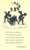 Eure Bürde, eure Sparren ladet all auf biesen Karren... Erich Dorschfeldt (odkaz v elektronickém katalogu)