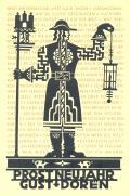 PROST NEUJAHR GUST DORÉN (odkaz v elektronickém katalogu)