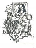 VERLOOFD Jo SPROKKEREEF EN JAAP EGMOND (odkaz v elektronickém katalogu)