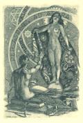 PER ASTERA AD ASTRA EX LIBRIS H. HOLZHEY (odkaz v elektronickém katalogu)