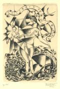 EX LIBRIS DR. W. ROPP HOMUNCULUS UND GALATEE (odkaz v elektronickém katalogu)
