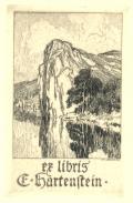 ex libris E. Hartenstein (odkaz v elektronickém katalogu)
