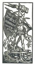 PF PROF. R. DE SOÓ DEBRECEN UNIVERSITAS (odkaz v elektronickém katalogu)