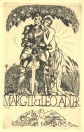 MARGIT u. LEO ADLER (odkaz v elektronickém katalogu)