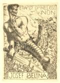 ETIAMSI OMNES EGO NON JOSEF BELINA (odkaz v elektronickém katalogu)
