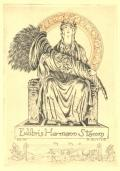 Exlibris Hermann Stamm (odkaz v elektronickém katalogu)