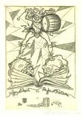 Exlibris Stepfan Kellner (odkaz v elektronickém katalogu)