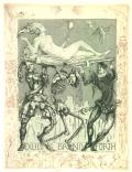 EXLIBRIS BRUNO FÜRTH (odkaz v elektronickém katalogu)
