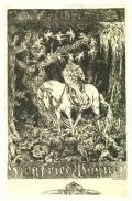 Exlibris Siegfried Wagner (odkaz v elektronickém katalogu)
