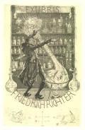 EXLIBRIS FRIEDRICH RICHTER (odkaz v elektronickém katalogu)