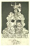 EXLIBRIS OSKAR LEUSCHNER (odkaz v elektronickém katalogu)