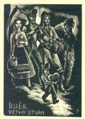 B.U.É.K. RÉTHY ISTVÁN 1939 (odkaz v elektronickém katalogu)