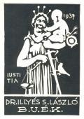 DR. ILLYÉS S. LÁSZLÓ B.U.É.K. (odkaz v elektronickém katalogu)
