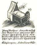 Jörg Rother dankt .... zu seiner Geburt (odkaz v elektronickém katalogu)