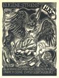 EUGENE STRENS 1938 (odkaz v elektronickém katalogu)