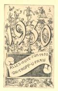 ALLES GUTE FÜR 1930 DR. TROPP U. FRAU (odkaz v elektronickém katalogu)