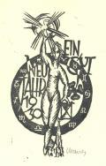 EIN GÜT NEUJAHR 1930 (odkaz v elektronickém katalogu)
