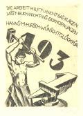 HANNS M. HIRSCH WÜNSCHT GLÜCK FÜR 1931 (odkaz v elektronickém katalogu)