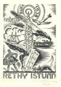 BUEK 1938 RETHY ISTVÁN (odkaz v elektronickém katalogu)