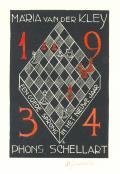 MÁRIA VAN DER KLEY 1934 PHONS SCHELLART (odkaz v elektronickém katalogu)