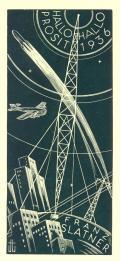 HALLO HALLO PROSIT 1936 FRANZ SLATNER (odkaz v elektronickém katalogu)