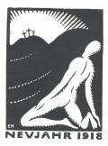 NEUJAHR 1918 (odkaz v elektronickém katalogu)