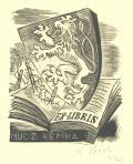 EX-LIBRIS MUC. Z. REPÍKA (odkaz v elektronickém katalogu)