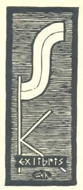 EX libris-sek (odkaz v elektronickém katalogu)