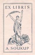 EX LIBRIS A. SOUKUP (odkaz v elektronickém katalogu)