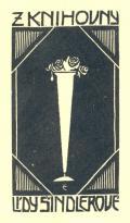 Z KNIHOVNY LÍDY ŠINDLEROVÉ (odkaz v elektronickém katalogu)