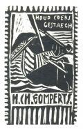 HOUD COERS CESTAECH H.CH GOMPERTS (odkaz v elektronickém katalogu)