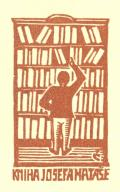 KNIHA JOSEFA HATAŠE (odkaz v elektronickém katalogu)