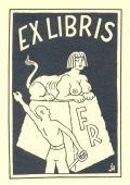 EX LIBRIS FR (odkaz v elektronickém katalogu)