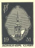 Pf 1931 BOHUMÍR ČÁP (odkaz v elektronickém katalogu)