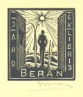 JARO BERAN EX LIBRIS (odkaz v elektronickém katalogu)