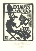EXLIBRIS A. BERAN (odkaz v elektronickém katalogu)