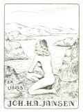 EX LIBRIS JOH.H.A.JANSEN (odkaz v elektronickém katalogu)