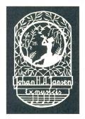 Johan H.A. Jansen Exmusicis (odkaz v elektronickém katalogu)
