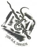 JOH.H.A. JANSEN (odkaz v elektronickém katalogu)