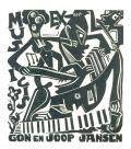 EX MUSICIS GON EN JOOP JANSEN (odkaz v elektronickém katalogu)