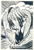 maria a.h.kronemeyer ex libris (odkaz v elektronickém katalogu)